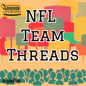 NFL Team Threads Forum