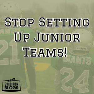 Stop Jnr Teams