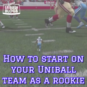 How to Uniball Rookie
