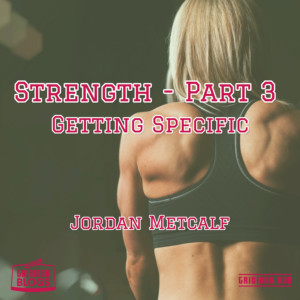 Strength Blog 3