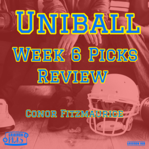 Uniball Wk 6 Review