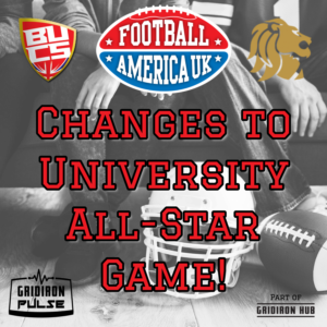 Changes to Uni All Star