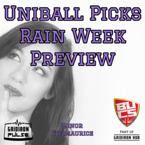 UB Picks - RW