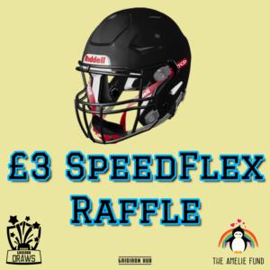 £3 SpeedFlex Raffle