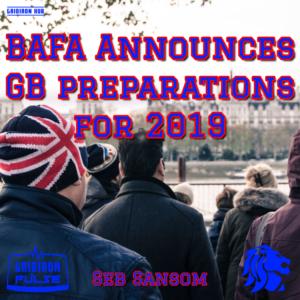 BAFA GB Prep