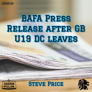 BAFA PR - U19 DC Leaves