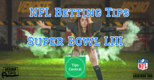 Betting Tips - LIII