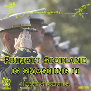 Project Scotland Update1