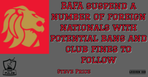 BAFA Ban