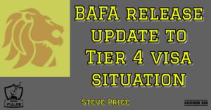 BAFA Update