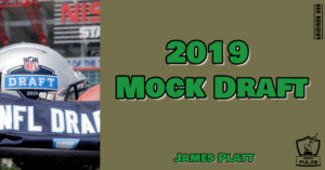 Mock Draft 2019 JP