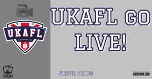 UKAFL Go Live!