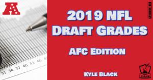Draft Grades - AFC