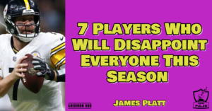 7 Disappointing players