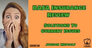 BAFA Insurance Review