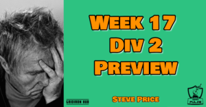 2019 Wk 17 Preview