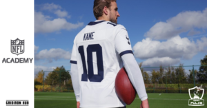 Kane NFL Ambassador