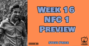 Wk 16 NFC 1 Preview