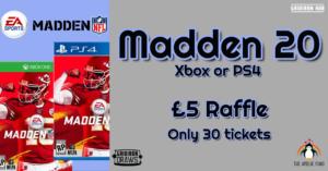 Madden 20 Draw 2