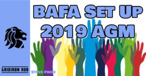 BAFA 2019 AGM