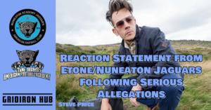 Etone Club Statement