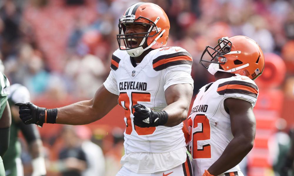NFL power rankings week 8 browns