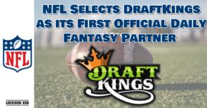 NFL DK Partnership