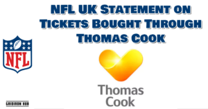 NFL Thomas Cook Statement