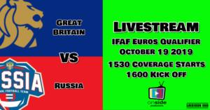 GB v Russia 2019