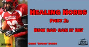 Healing Hobbs Part 2a