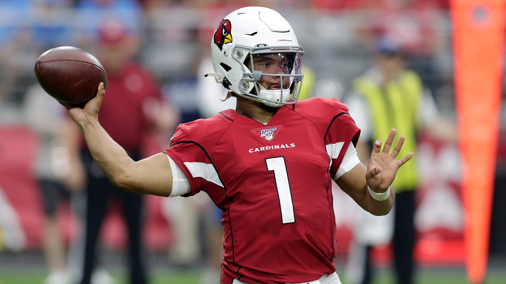 Ranking Every NFL QBs Supporting Cast for 2021   Bleacher