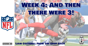 Week 4 The Drop Back