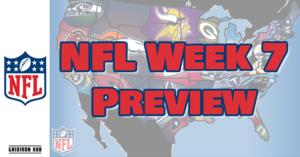 Week 7 Preview 2019-20