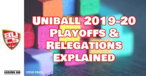 Uniball 2019-20 Playoffs & Relegations Explained