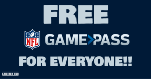 FREE NFL Gamepass for everyone1