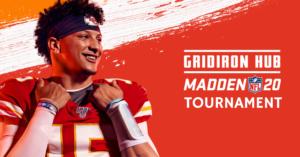 GH Madden 20 Tournament