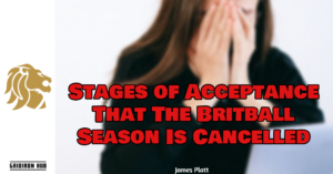 britball season cancelled