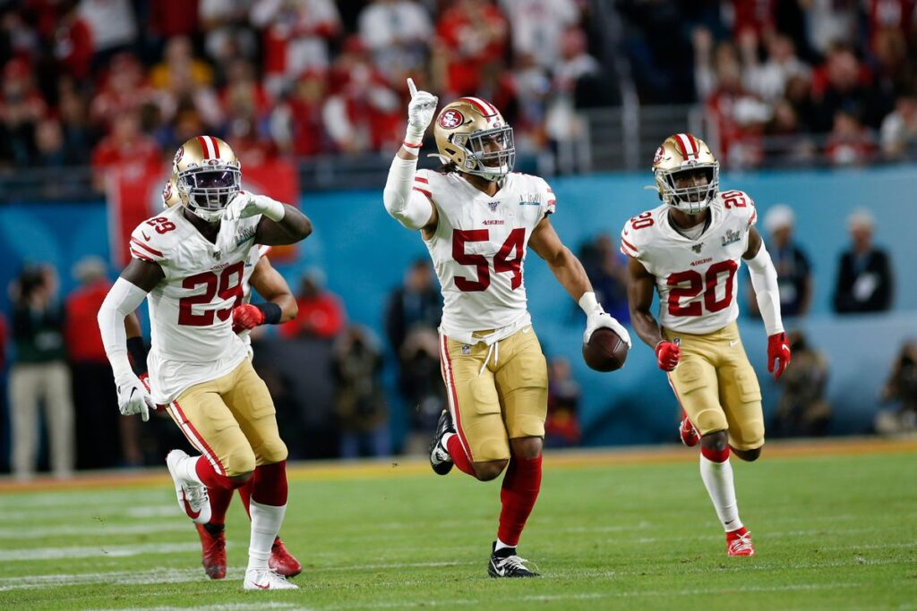 2020 Record Predictions NFC West 49ers