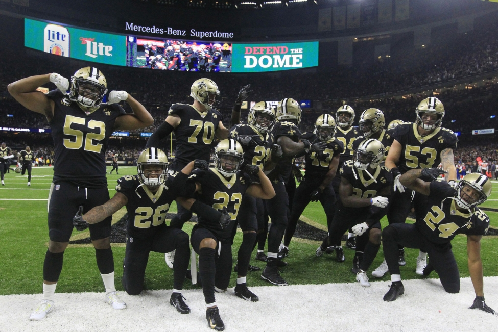 2020 Record Predictions NFC South Saints