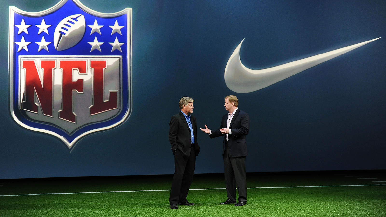 teatro saltar Indirecto  NIKE PARTNER WITH NFL ON A VIRTUAL TRAINING EXPERIENCE!