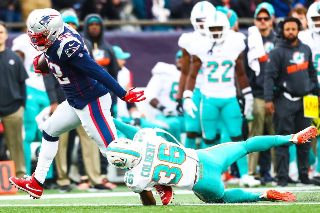 Game Preview of week one Patriots vs Dolphins