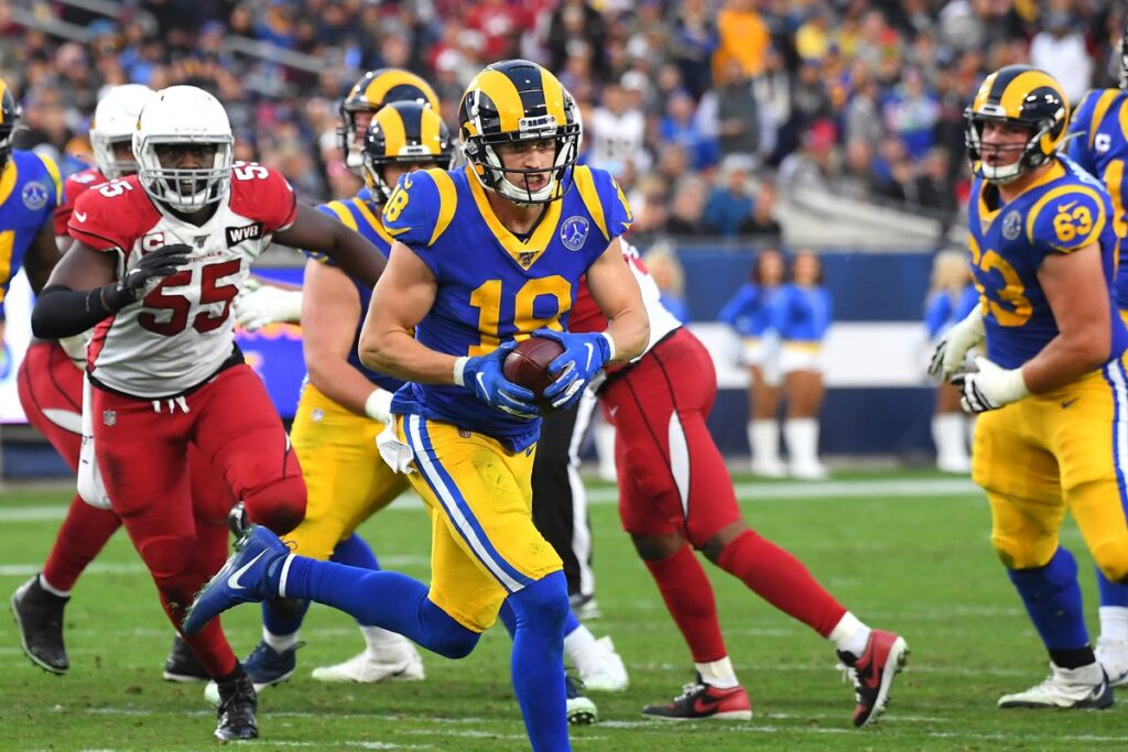 Rams and Cooper Kupp agree to extension