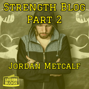 Strength Blog 2