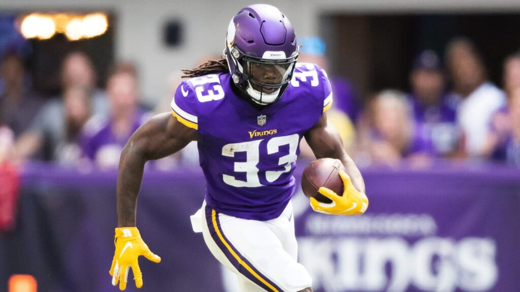 Dalvin Cook has a five year extension with the Vikings