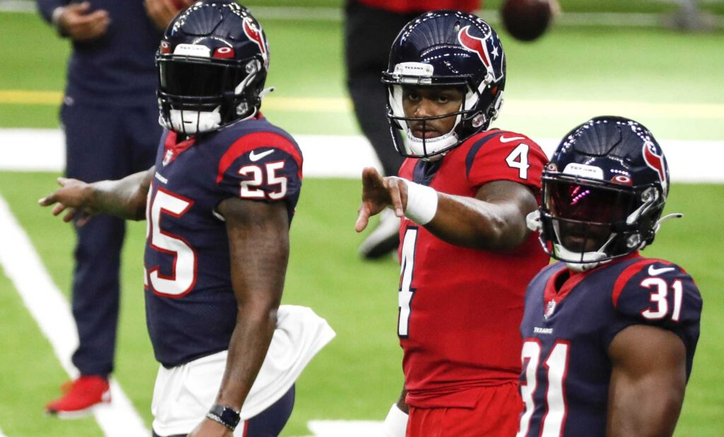 Texans Chiefs season opener review