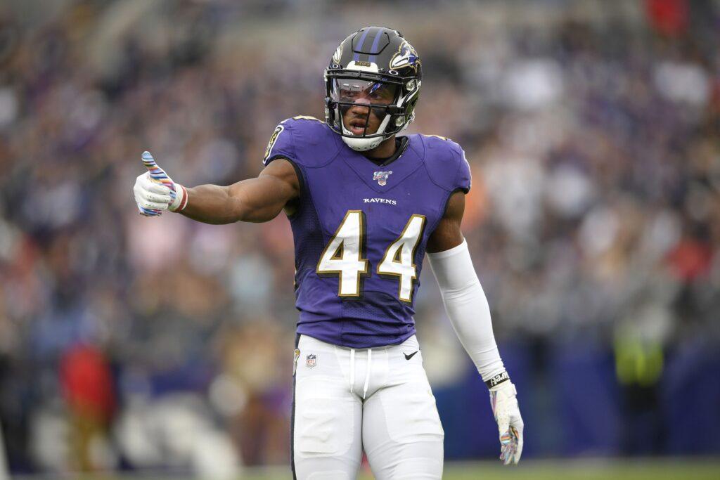 2020 NFL DPOY Aaron Donald