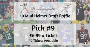 Oct Draft Pick 9