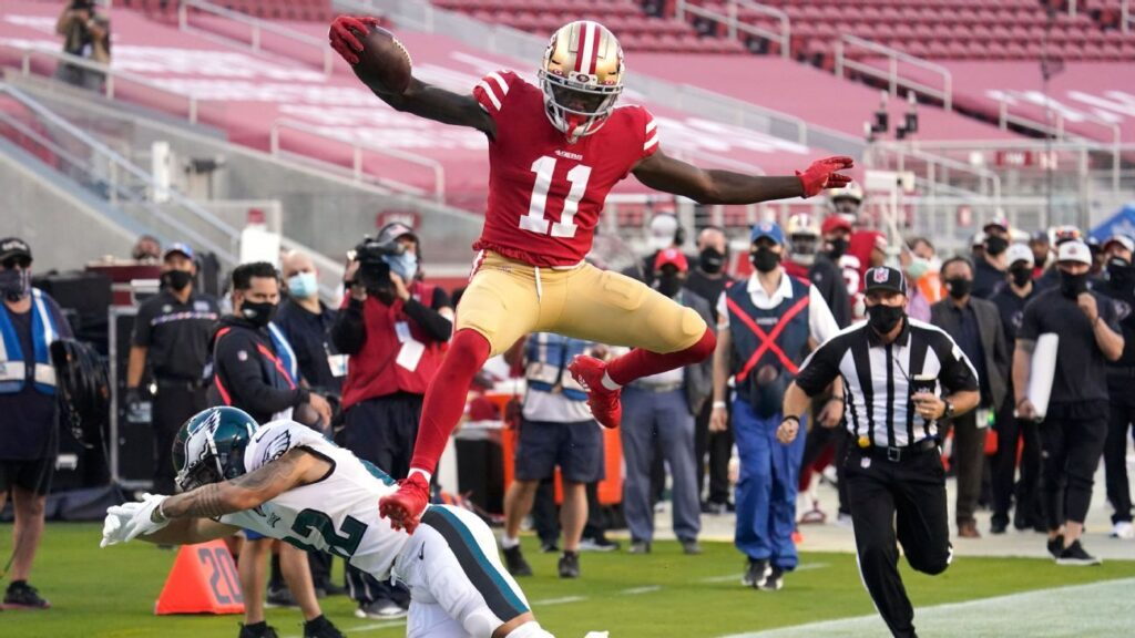 NFL week 8 overreactions 49ers will miss playoffs