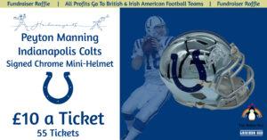 Peyton Manning Mini Raffle
