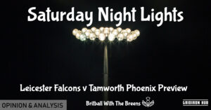 Saturday Night Lights - Leicester Falcons v Tamworth Phoenix Preview